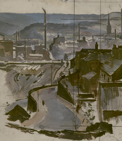 Industrial view, c 1930