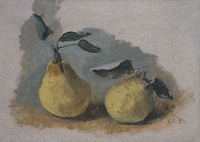 Two Pears, 1995