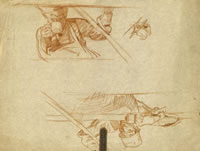 Study for Venice Biennale Murals 1905