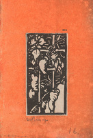 Book Plate - Vine Leaves (X 3607)