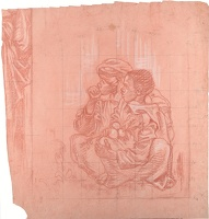 Study for the Empire Panels, circa 1925
