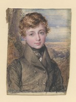Portrait of a Young Man, 1829