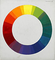 Colour Wheel, 1919