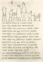 The Austin Family of Lingard House