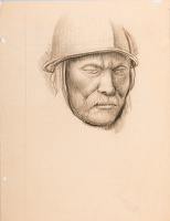 Study of a roundhead